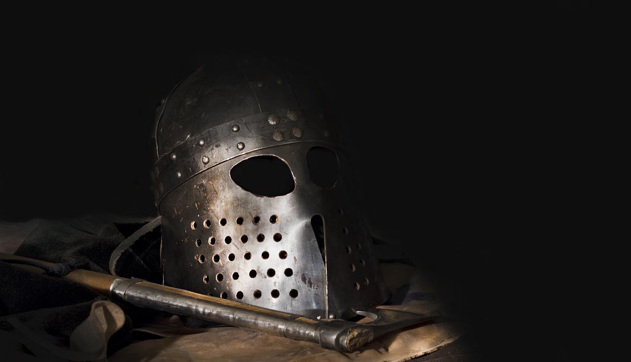 Vikingarnas hjälmar
