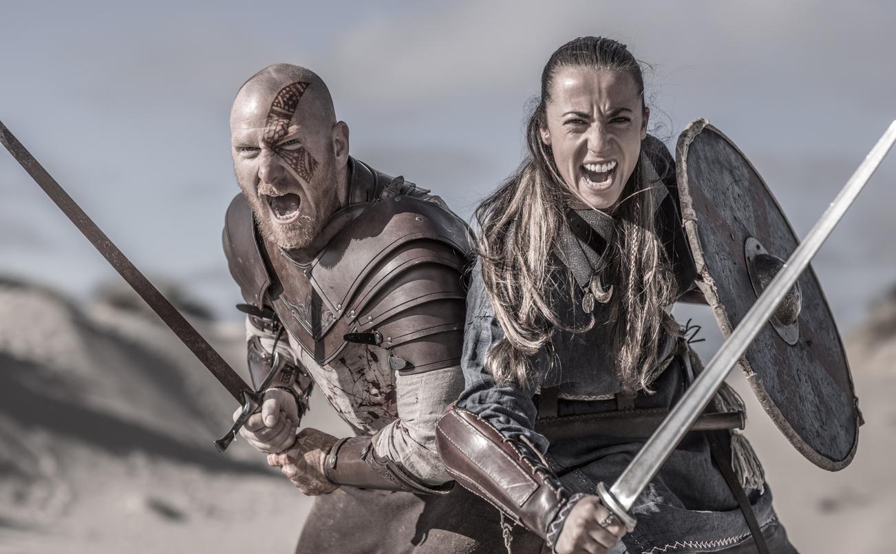 Var vikingarna extremt våldsamma?