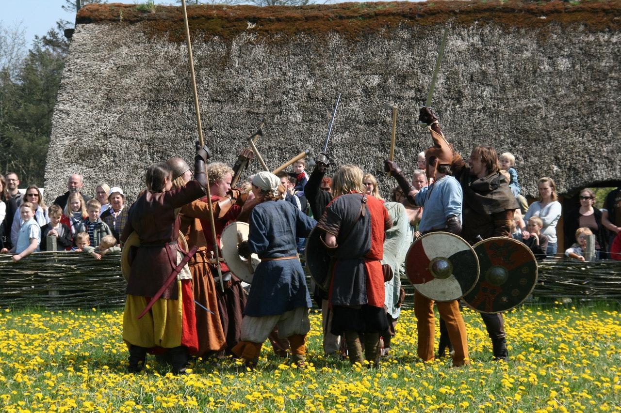 Vikingarnas samhälle